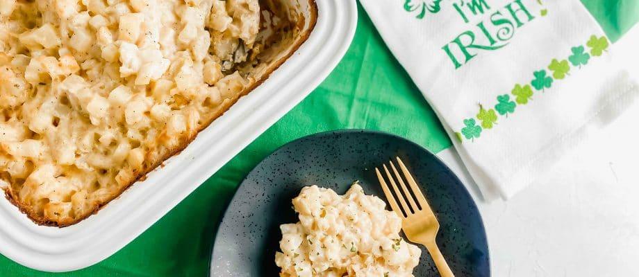 Irish Potatoes {Gluten Free/Dairy Light}