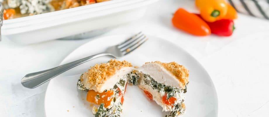 Ricotta & Spinach Chicken